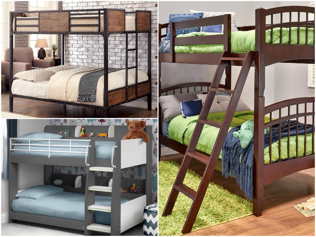 Что нужно знать, чтоб выбрать двухъярусную кровать