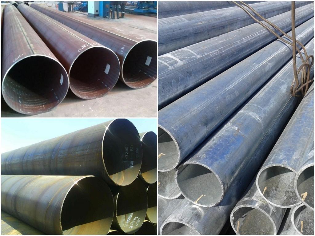 Что такое электросварная стальная труба
