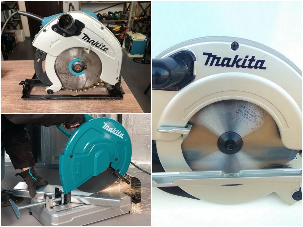Электропила дисковая Макита и её основные преимущества