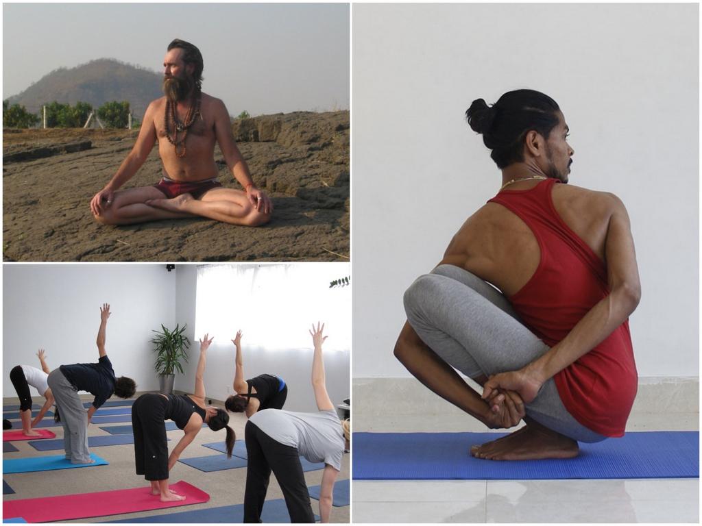 Хатха йога и её польза для человека