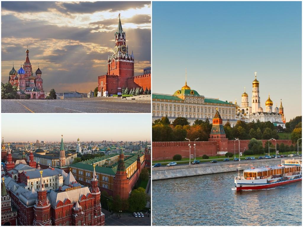 История возникновения Кремля