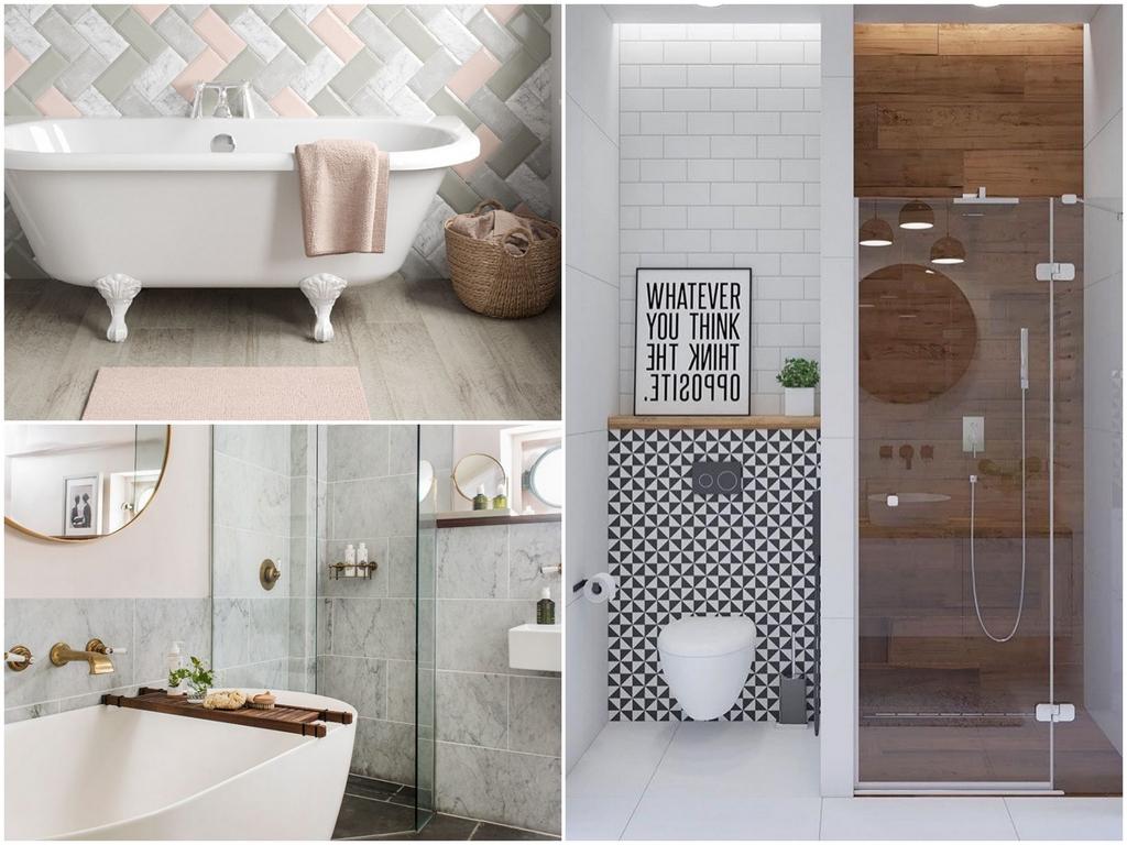 Параметры выбора плитки для ванной