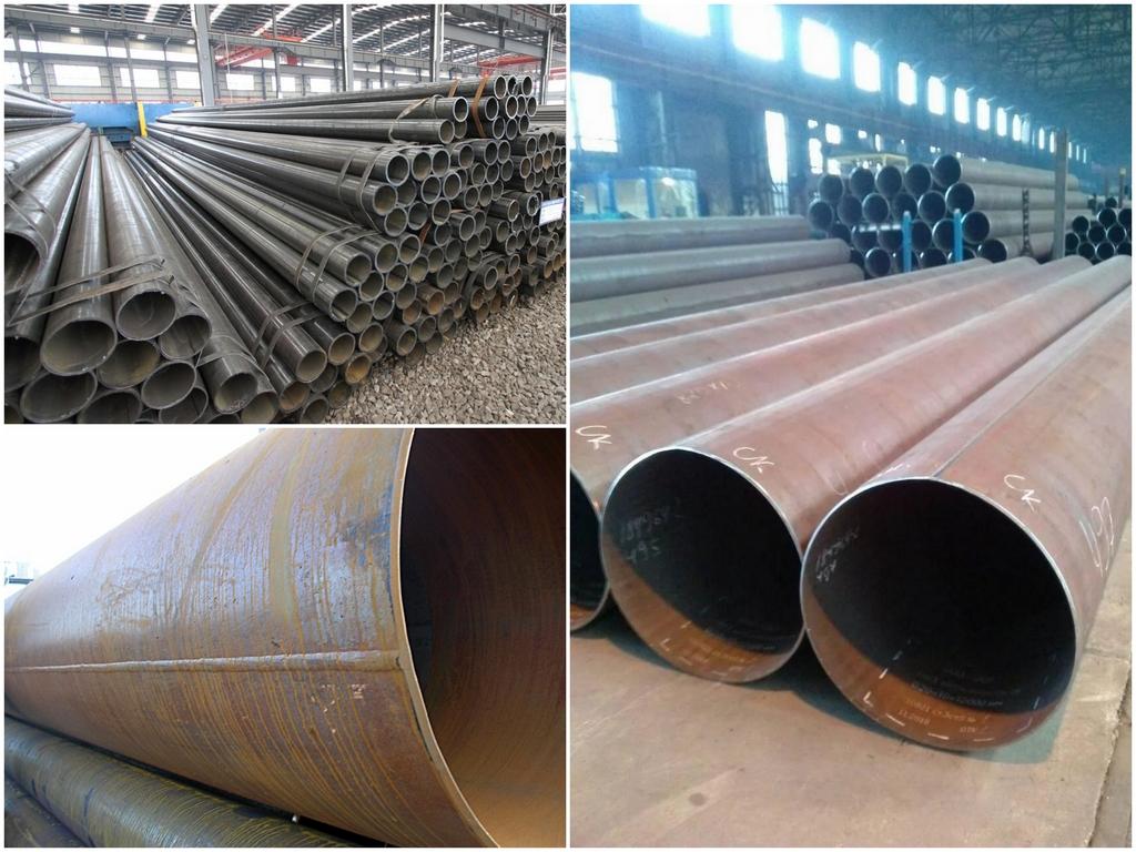 Разновидности электросварных труб из стали