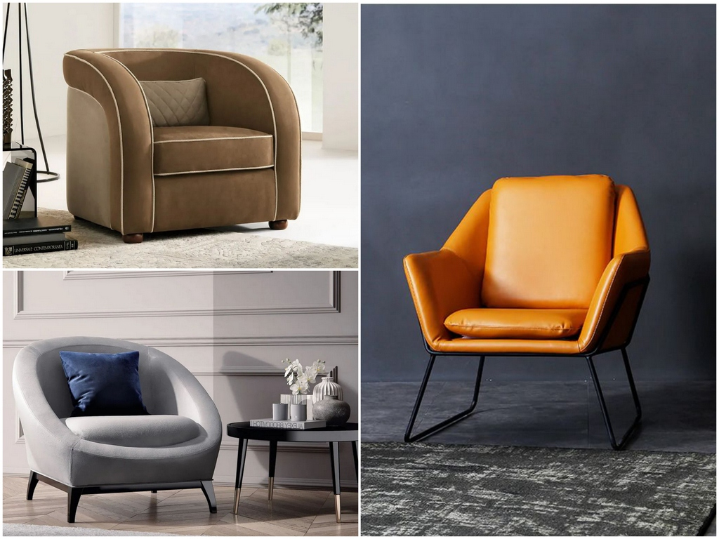 Варианты изготовления кресла