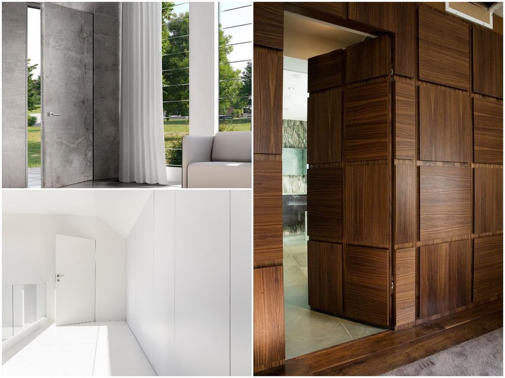 Выбираем двери по конструкции дверной коробки