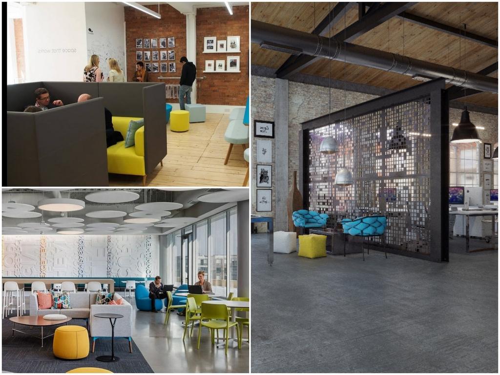 Какой дизайн интерьера офиса выбрать
