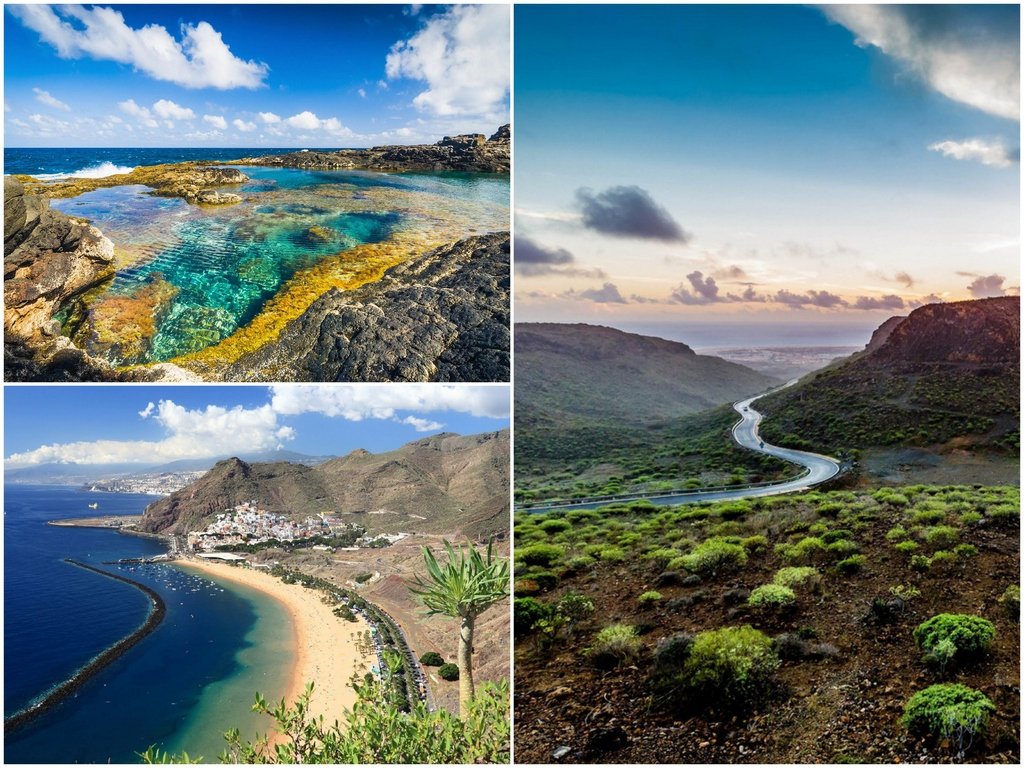 Канарские острова природа и климат
