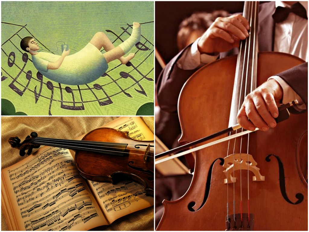 Музыкант который лечит