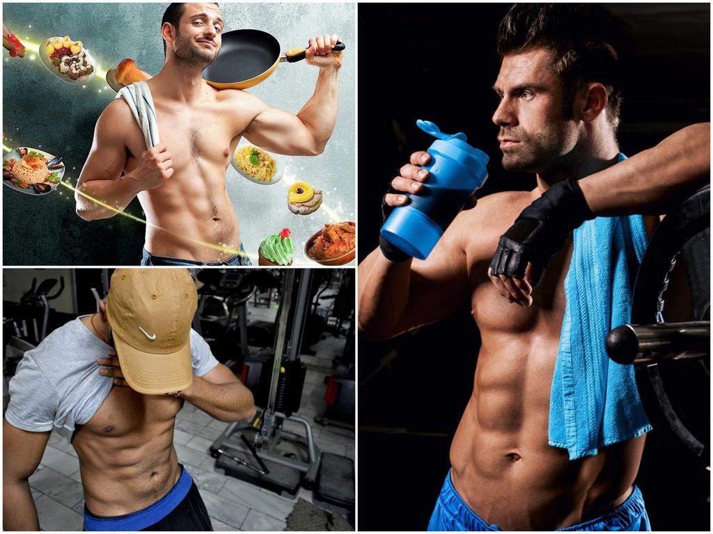 Сушка тела и простая диета - основные различия