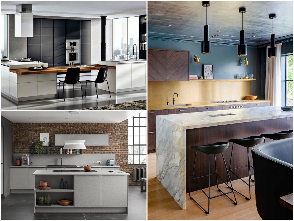 Традиционный выбор мебели для кухни