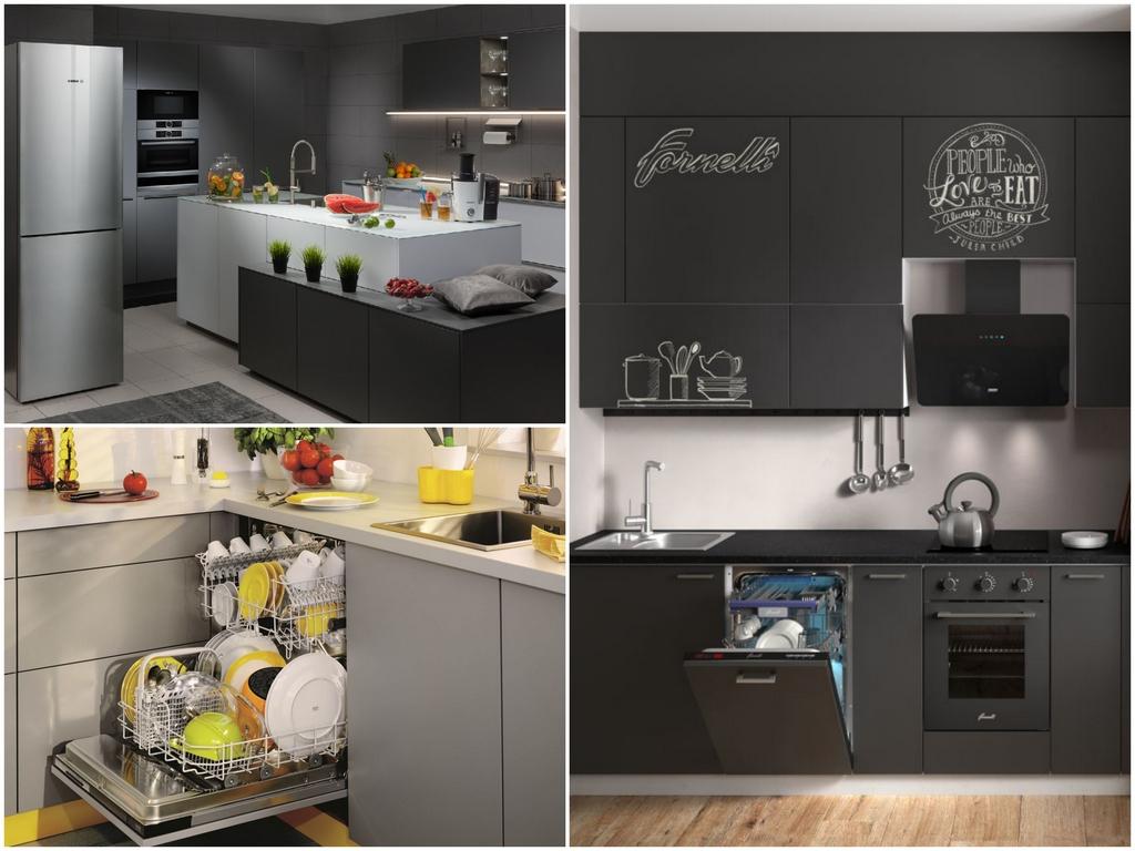 Параметры выбора бытовой техники на кухню
