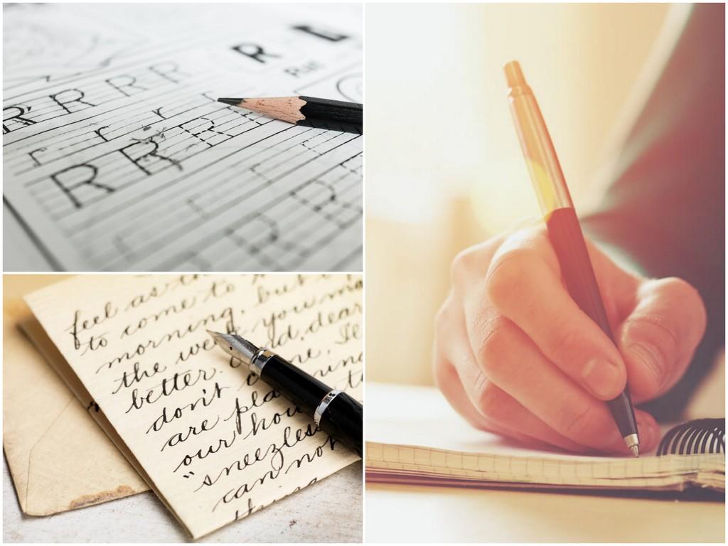 Анализируем почерк человека