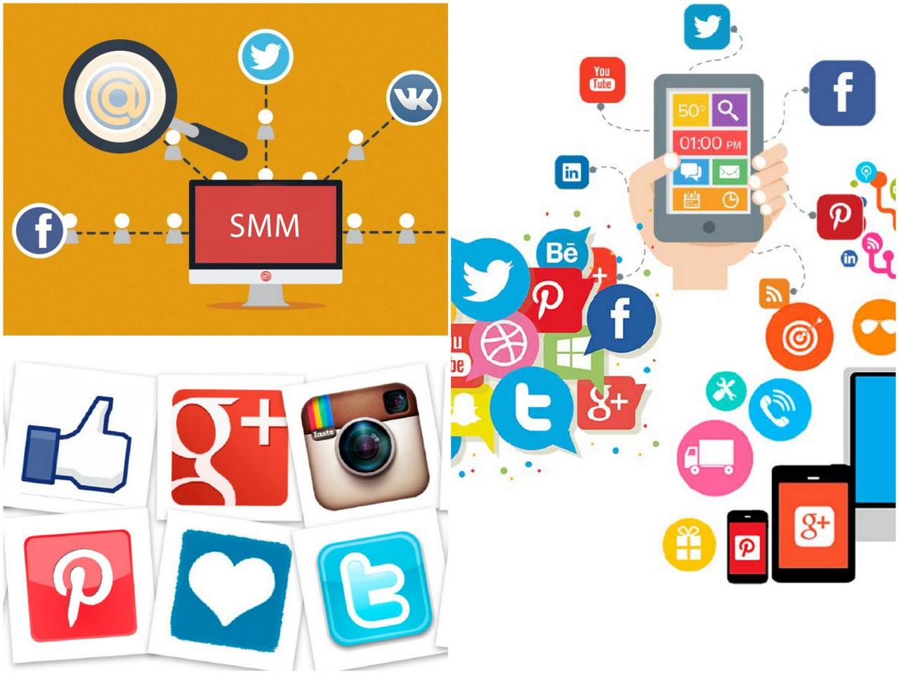 Как осуществляется SMM продвижение в соцсетях