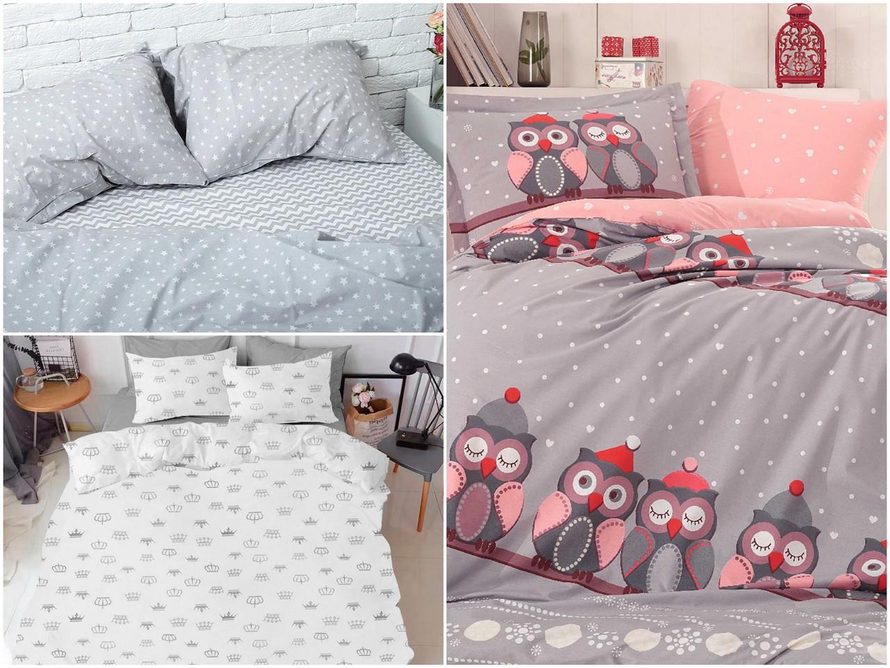 Какие используют ткани для постельного белья