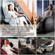 Массажные кресла - полезная техника для вашего здоровья