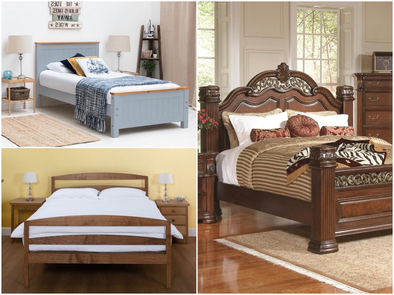 Недостатки кроватей из древесины