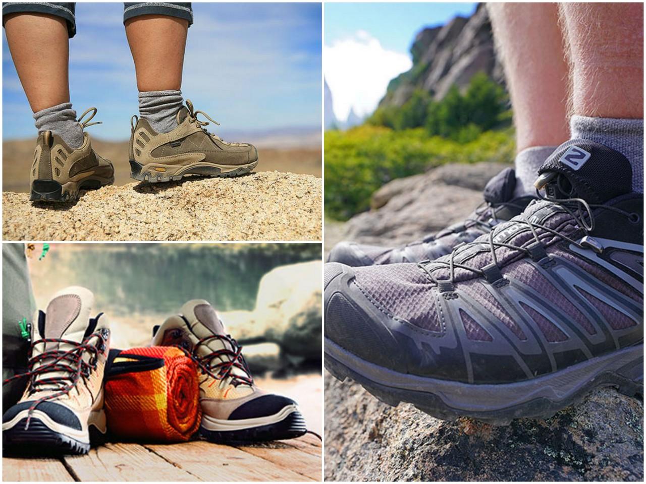 Спортивная обувь для туризма