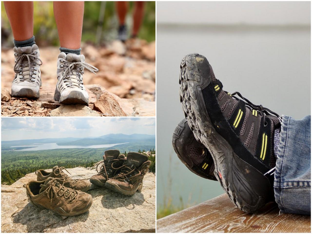 Туристская обувь