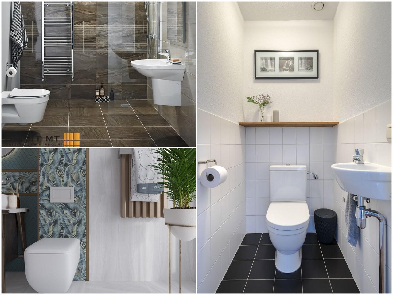 Какие свойства отличают хорошую плитку для туалета