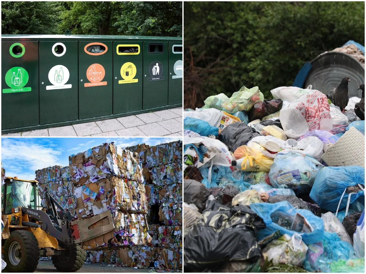 Основные методы утилизации мусора