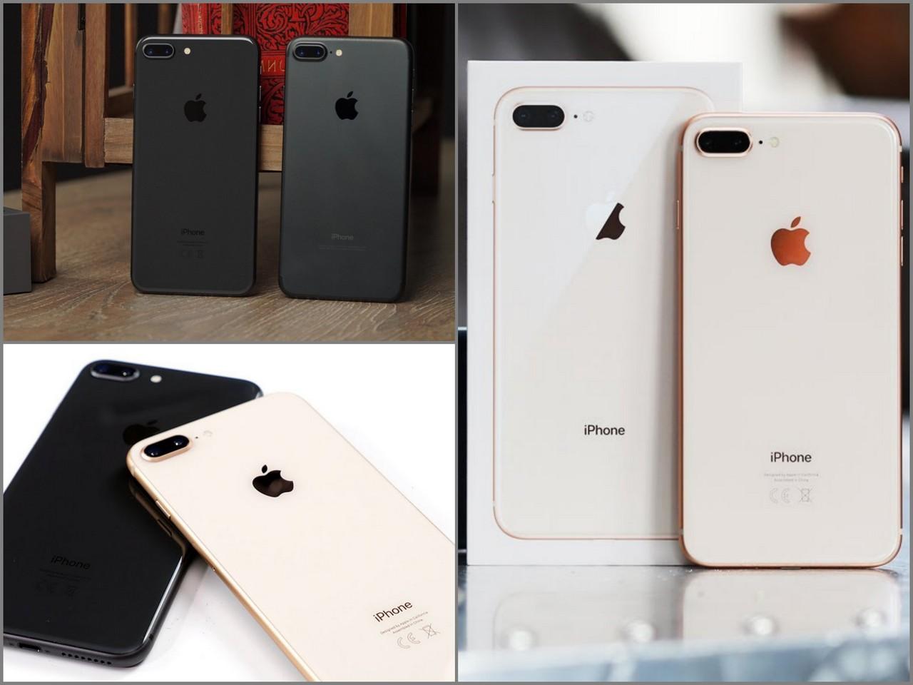 Особенности IPhone 8 Plus