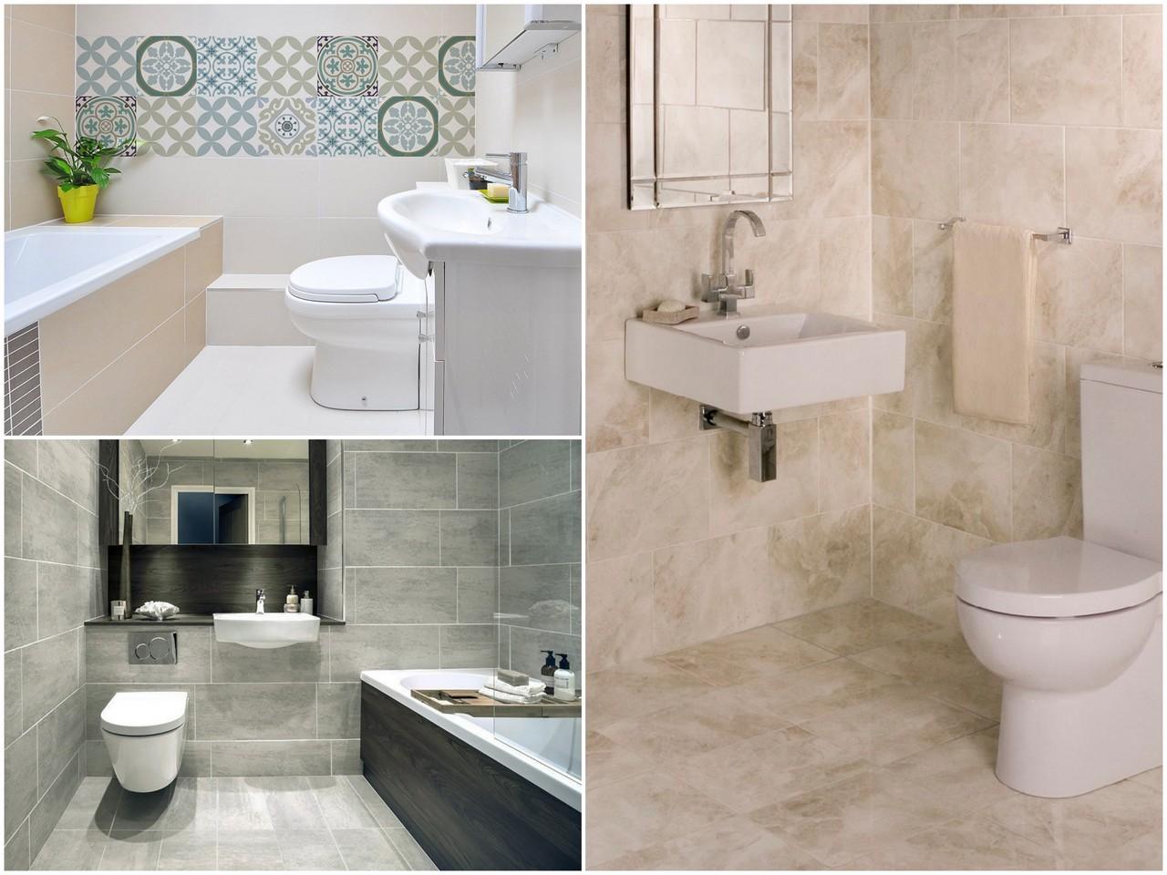 Преимущества плитки для туалета
