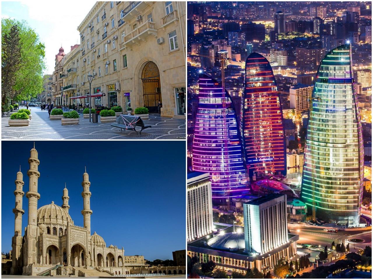 туры на из Москвы в Баку