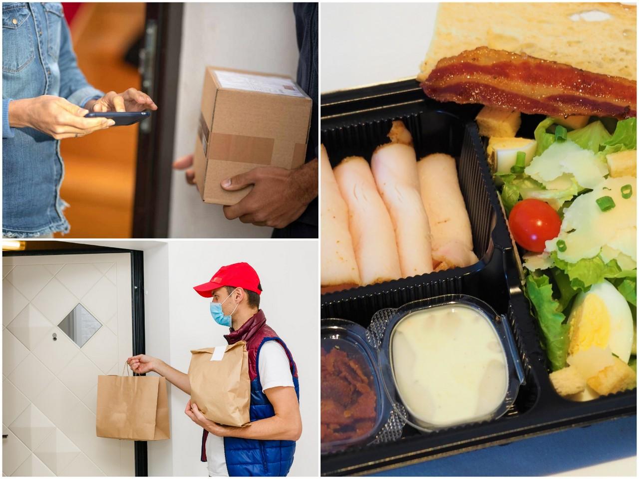 Доставка еды на дом стала доступней