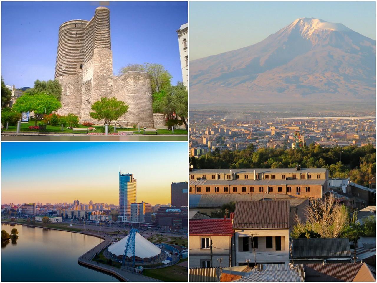 туры из Москвы в Ереван
