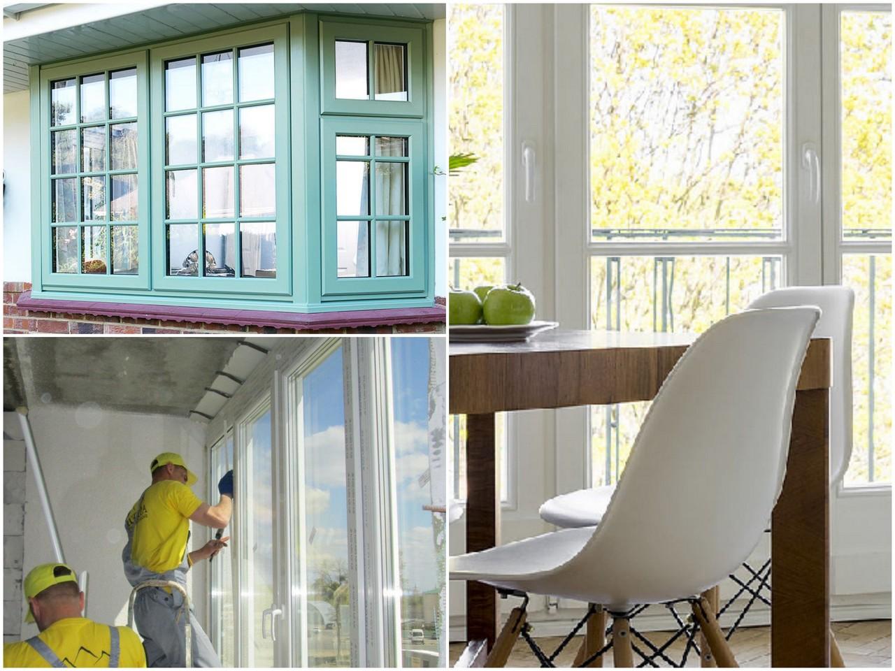Как выбрать пластиковые окна в частный дом или квартиру