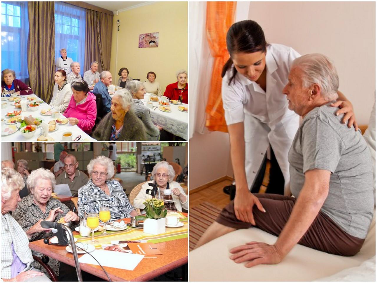 Может ли быть проживание в частном доме престарелых доступным