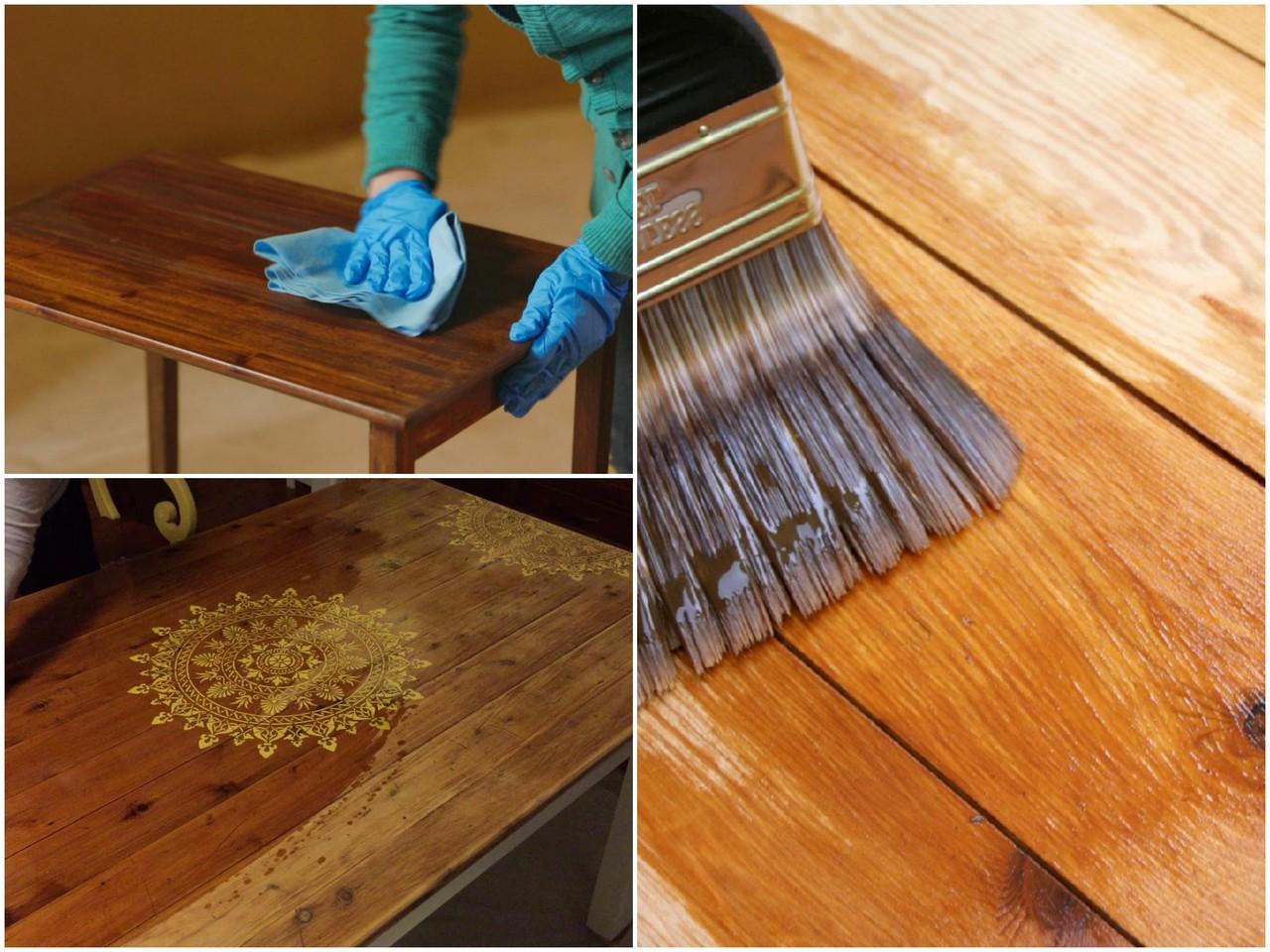 Современные деревообрабатывающие покрытия