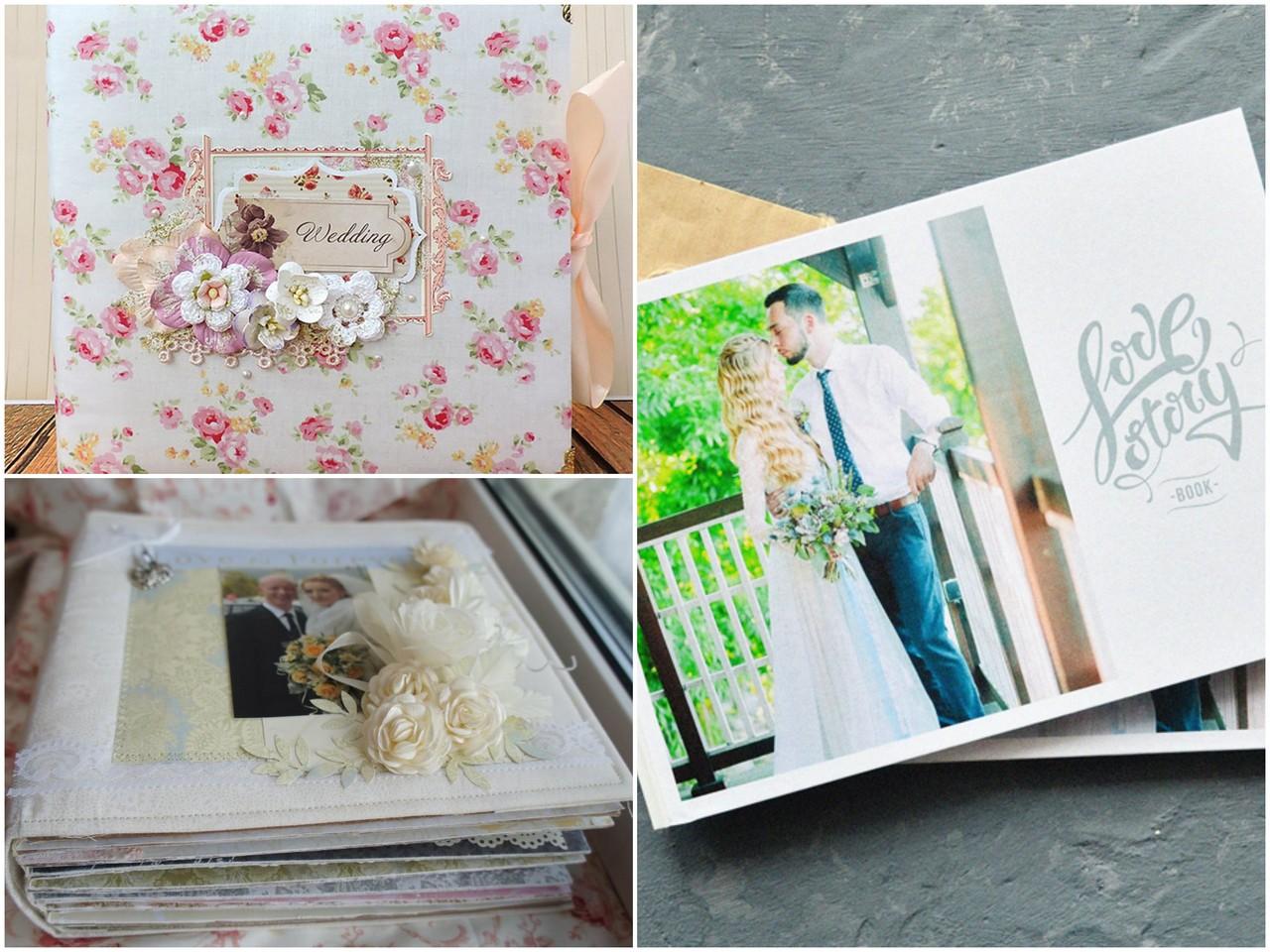 Зачем нужен свадебный фотоальбом