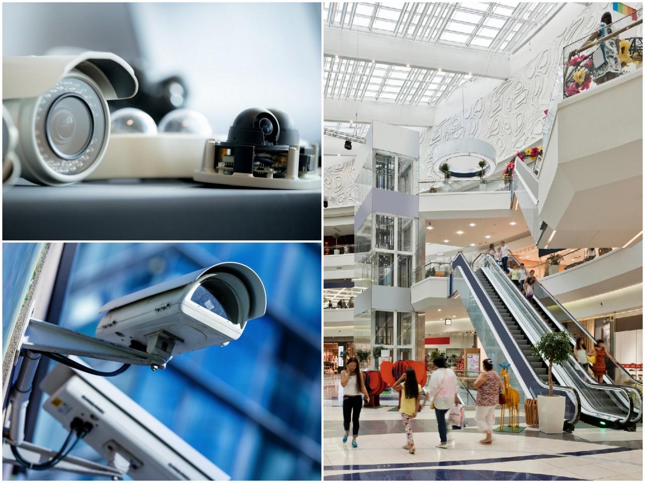 Зачем нужно видеонаблюдение в торговом центре