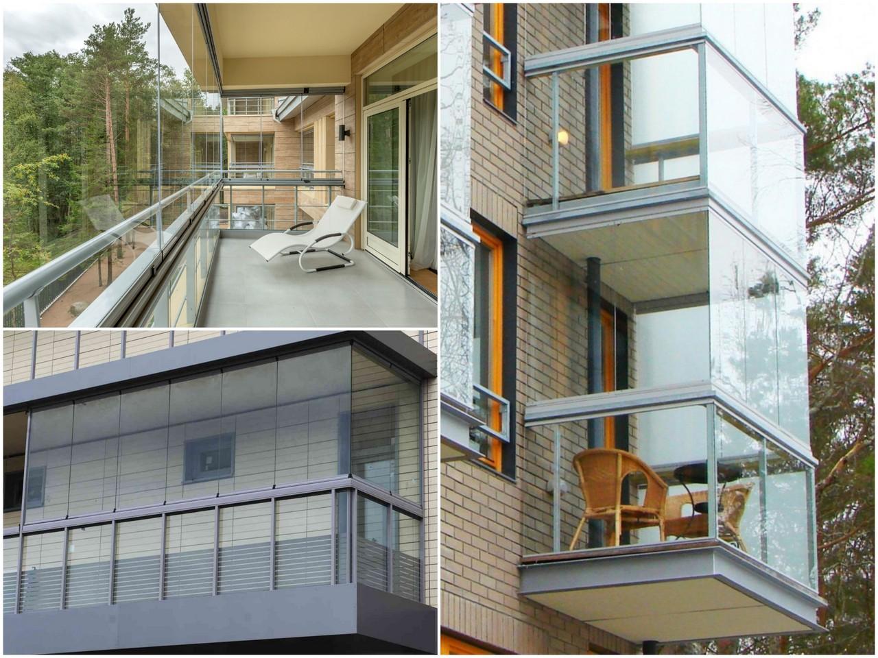 Как проходит реконструкция балкона