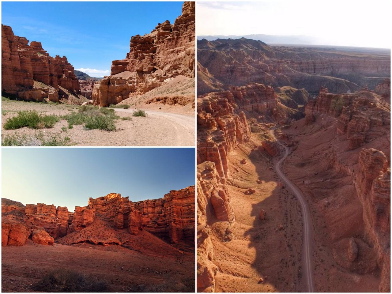 Почему же «Чарынский» каньон