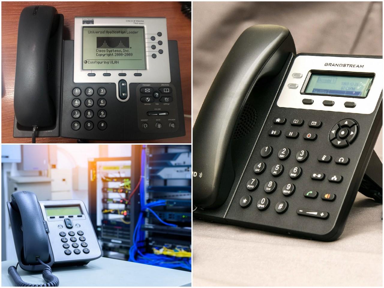 Функции IP телефонов
