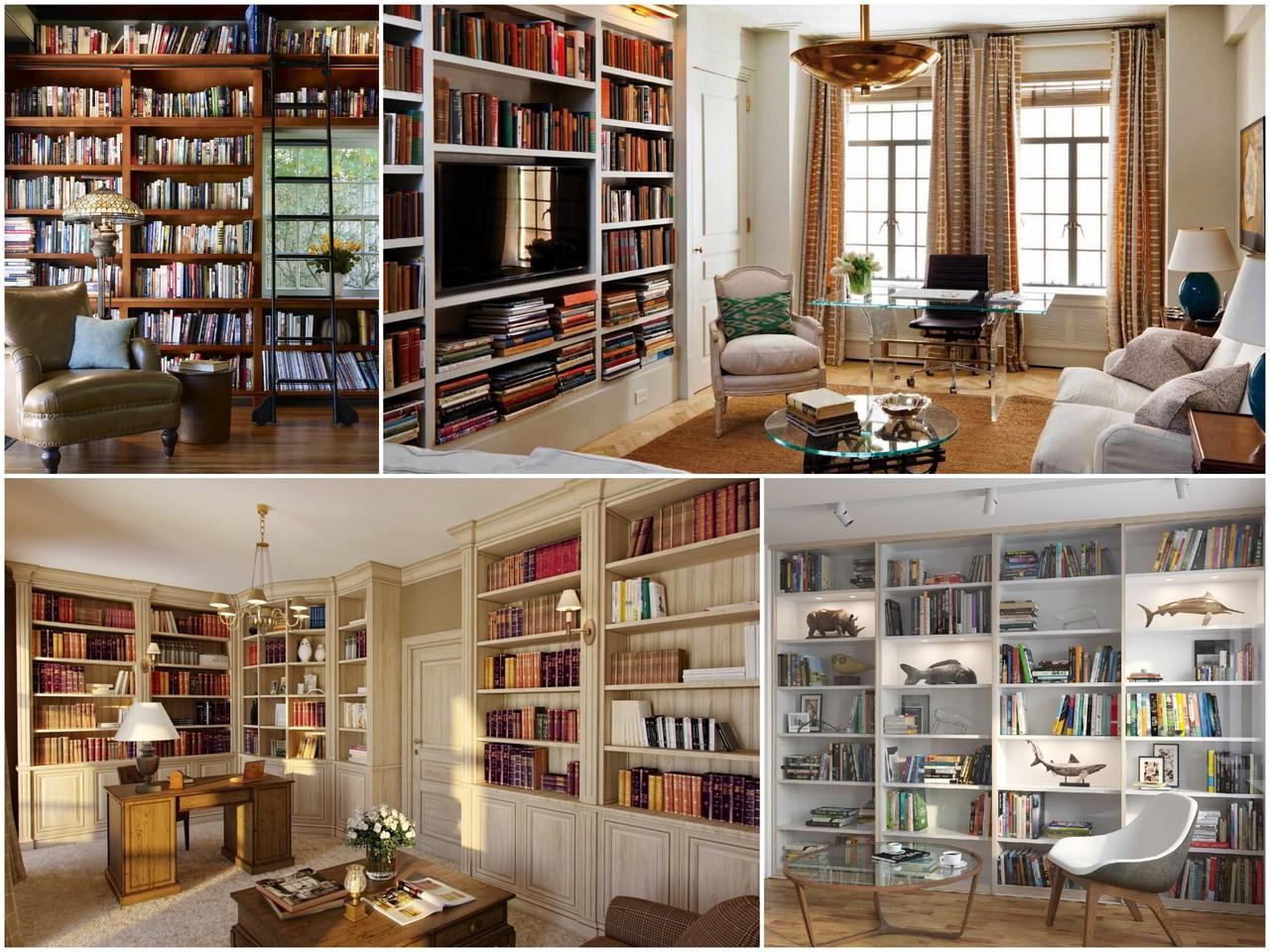 Какой должна быть красивая библиотека