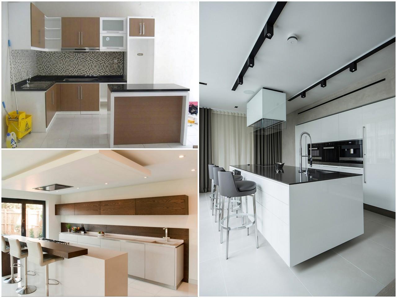 Кухонный гарнитур - основные элементы