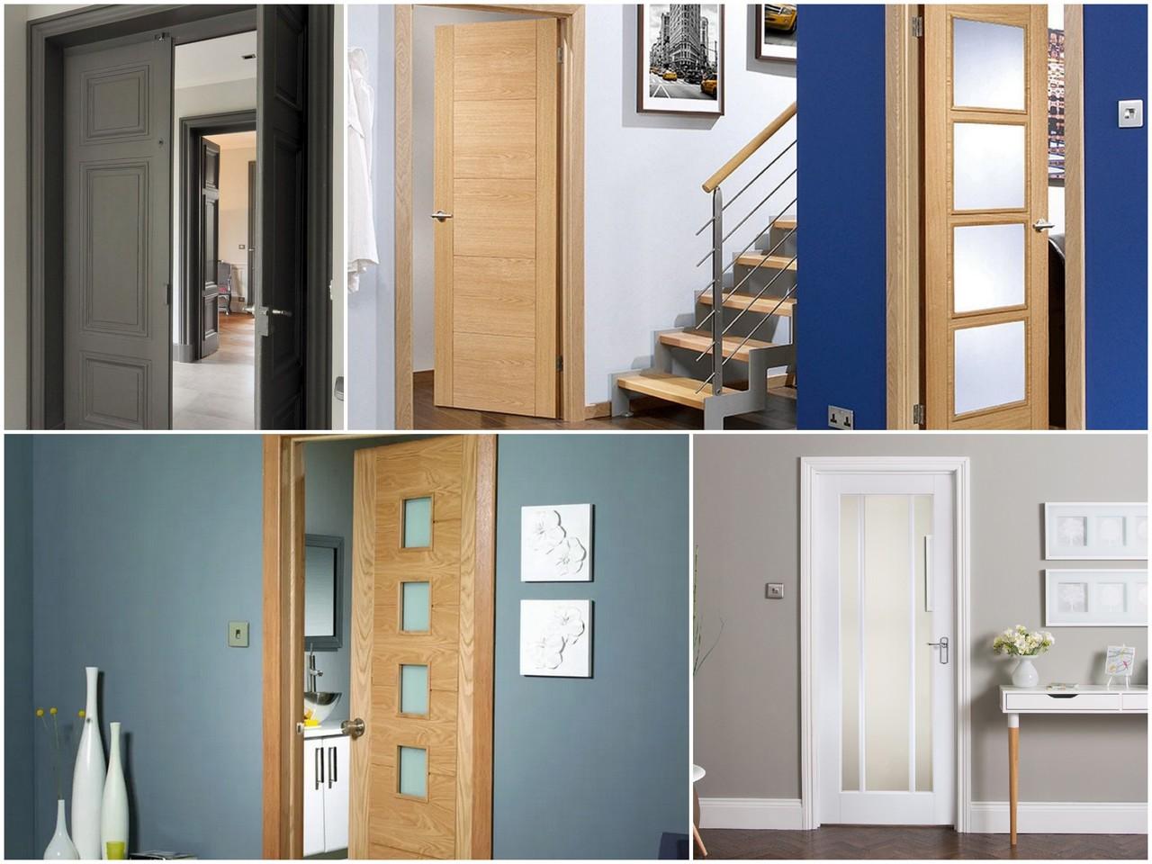 Определитесь с требованиями к межкомнатной двери