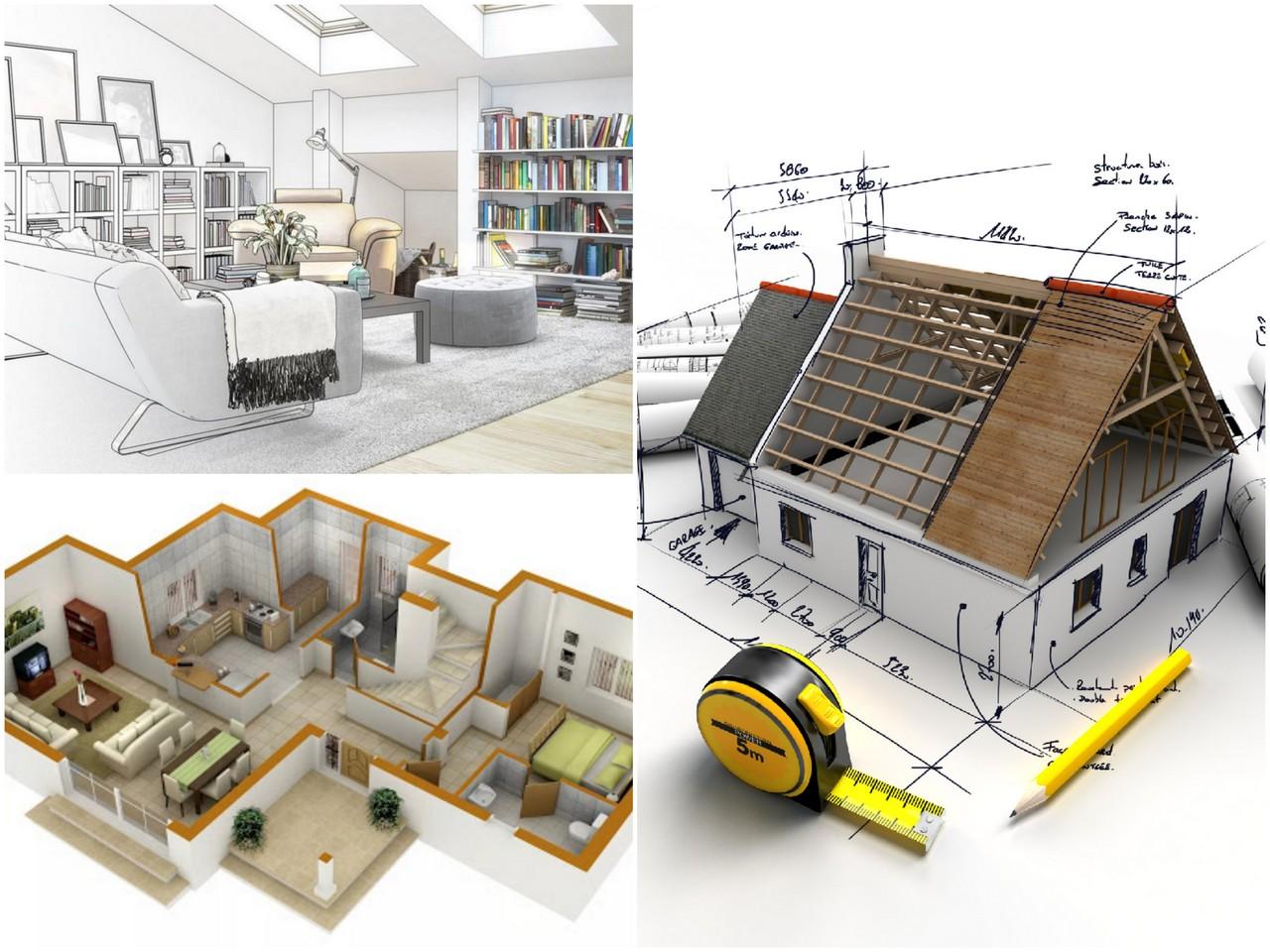 Почему необходим дизайн-проект дома
