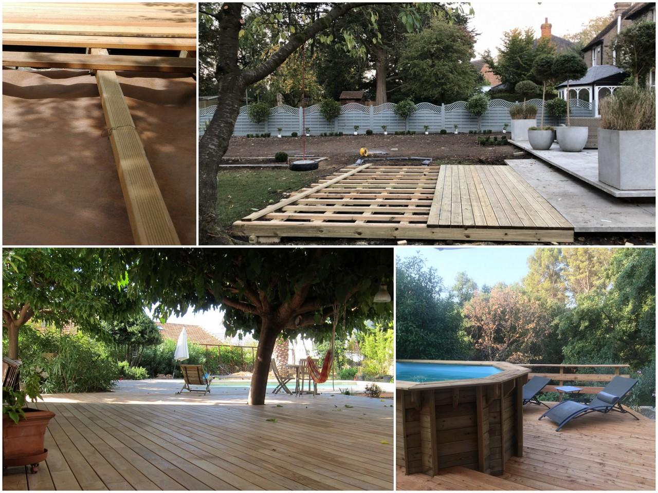 Выбираем где должна быть деревянная терраса к дому