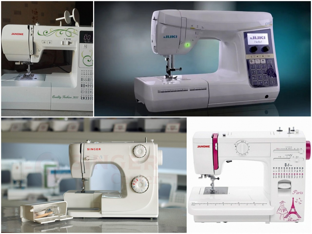 Для чего нужна плоскошовная швейная машинка
