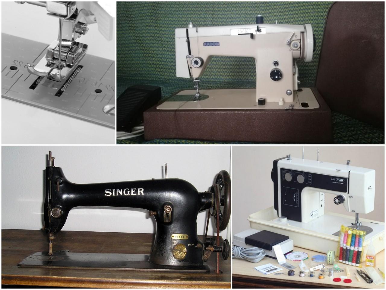 Несколько правил выбора швейной машинки