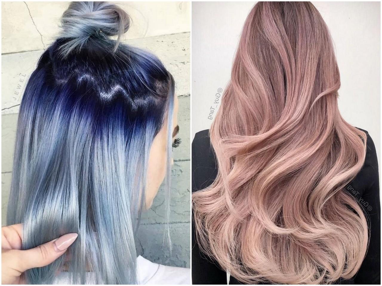 Окраска волос American colors