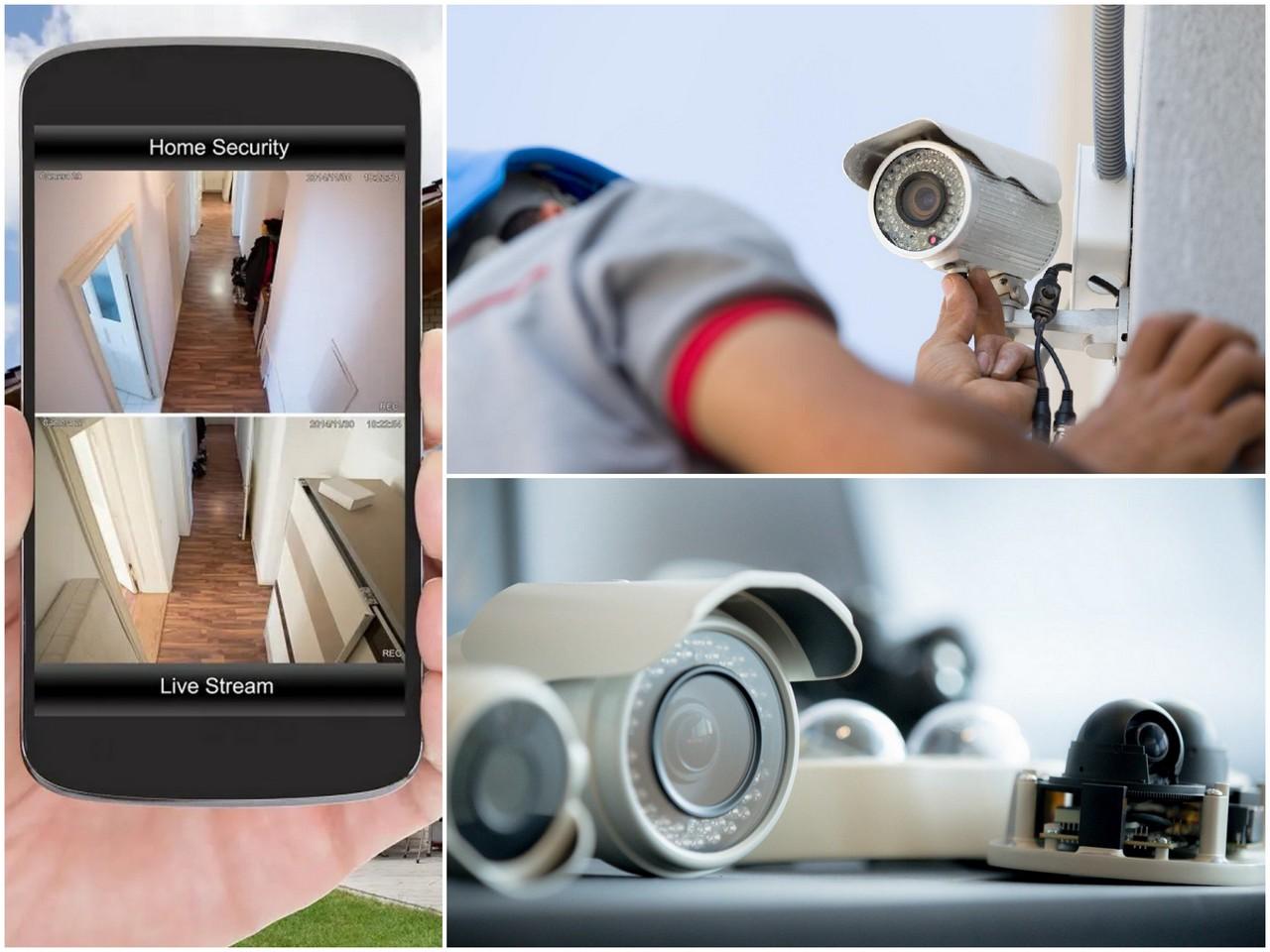 Для чего нужен монтаж систем видеонаблюдения