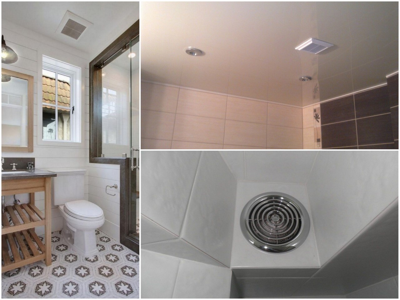 Как работают системы вентиляции для ванной