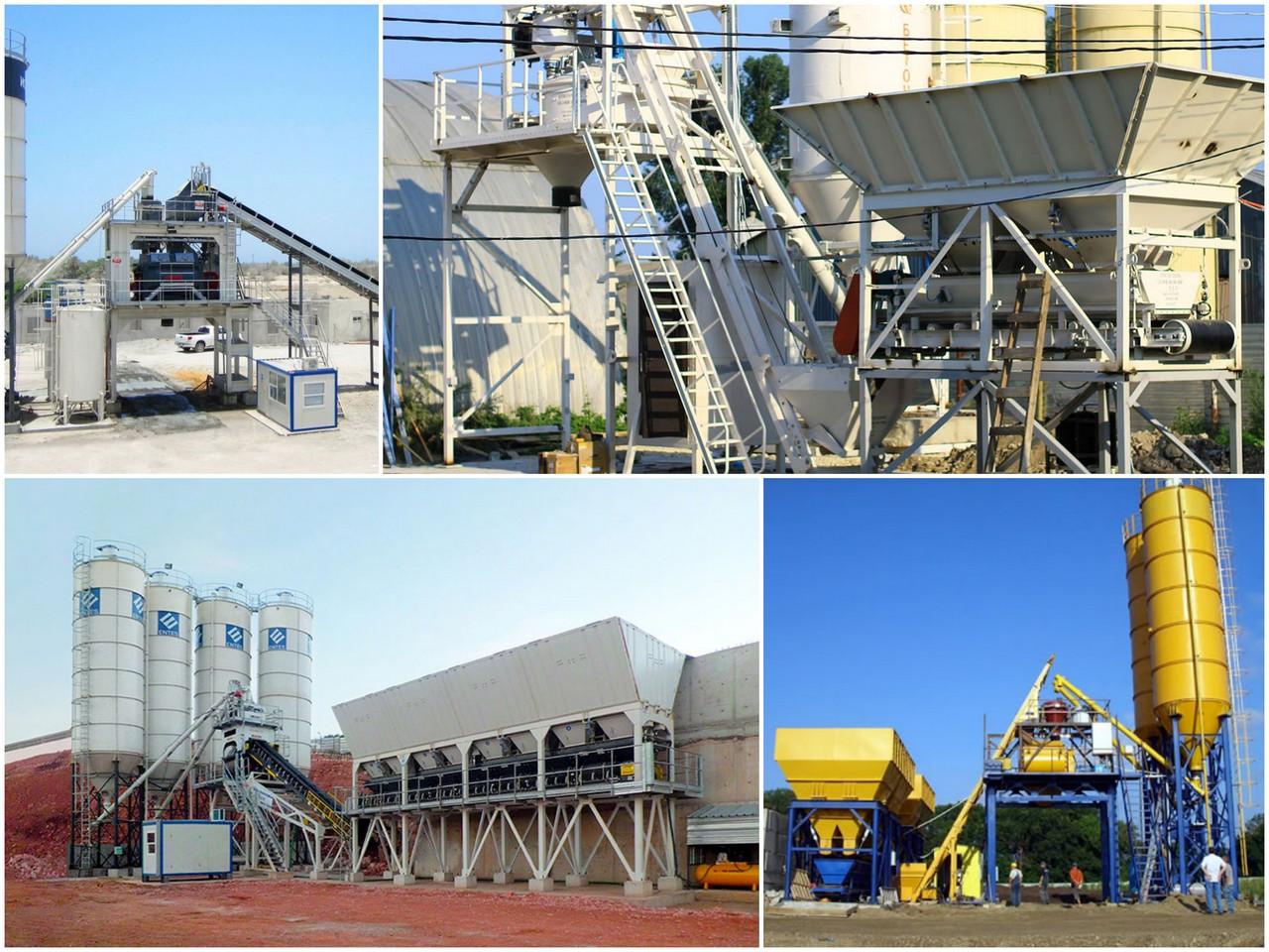 Основные критерии выбора бетонного завода