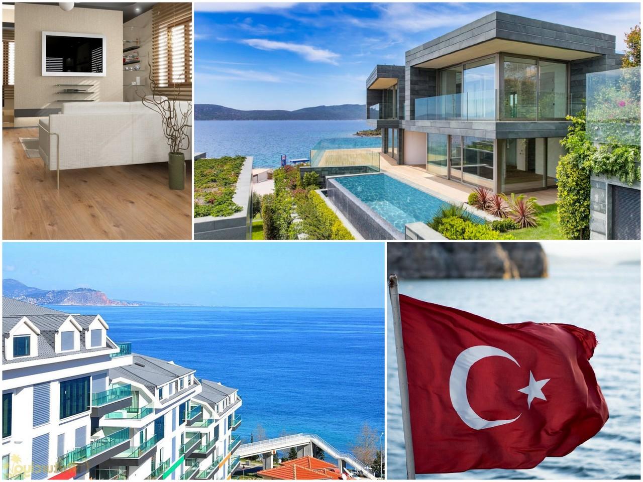 Плюсы покупки недвижимого имущества на турецком побережье