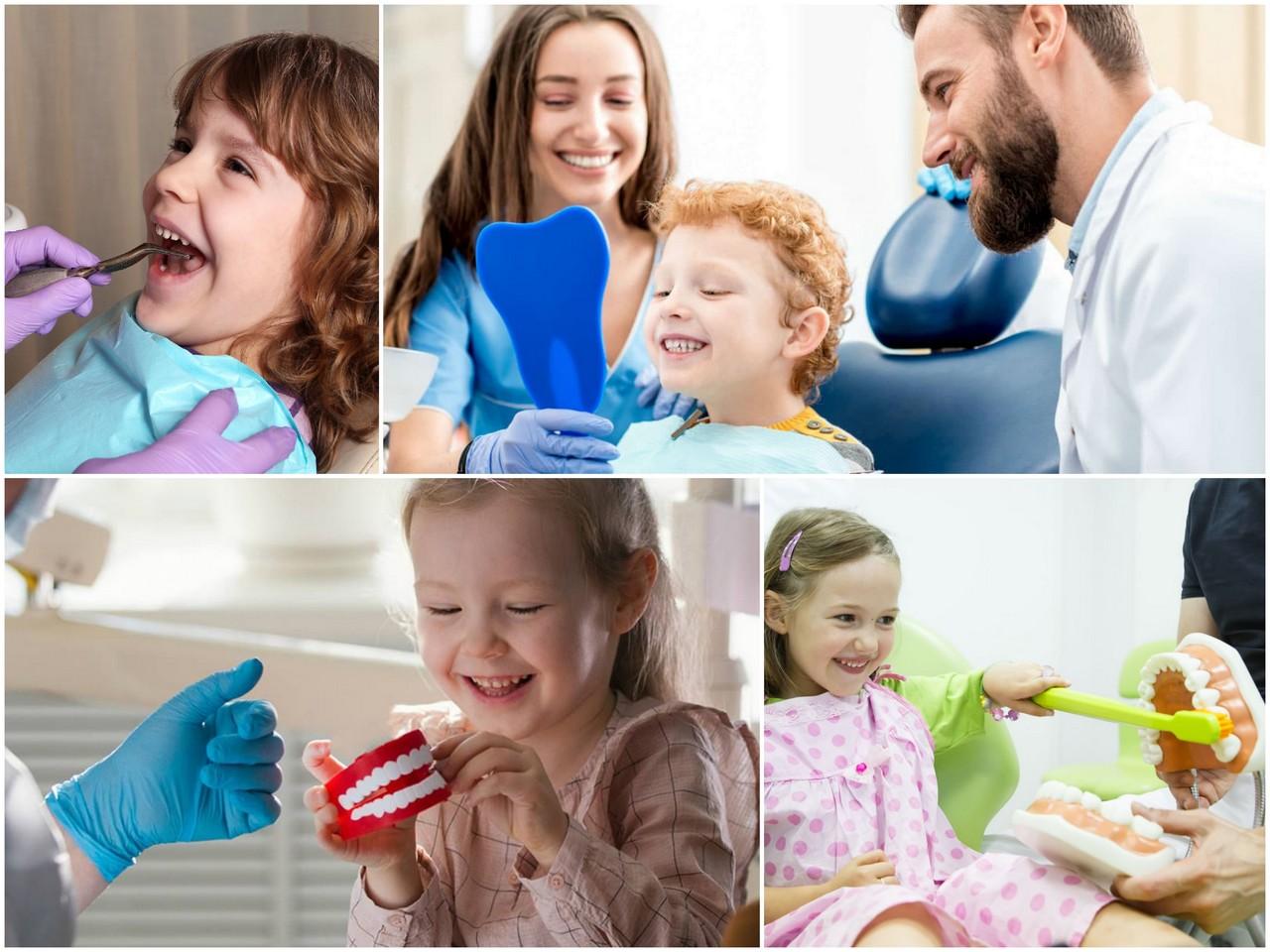 Ребенок у стоматолога - когда в первый раз